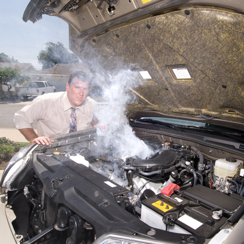 What to Do If Your Car Overheats - SafetyServe